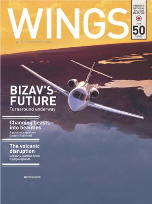 Wings Magazine Subscription