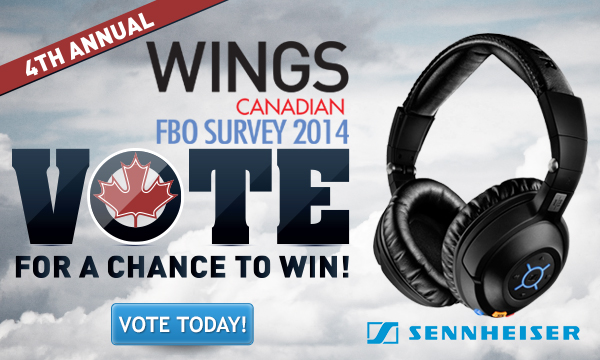 Wings Canadian FBO Survey 2014