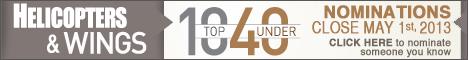 Top Ten Under 40 Banner