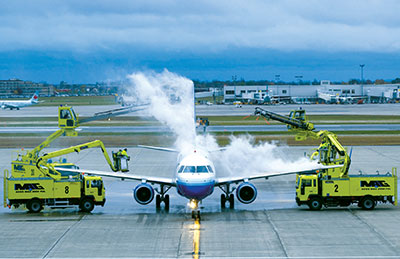 de-icing and anti-icing standards