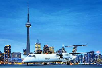 Porter airlines adds st john s route expands halifax service in fall wings - Porter airlines book flights ...
