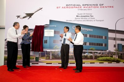 st_aerospace_aviation_centre_opening_ceremony_5th_february_2014