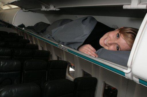 Westjet Introduces Sleeper Cabins Wings