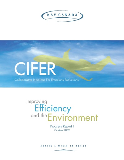 CIFER Report