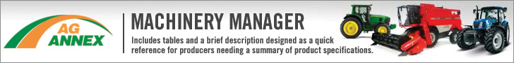 Machinery Manager