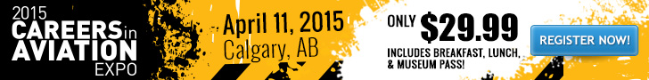 Careers in Aviation Calgary 2015