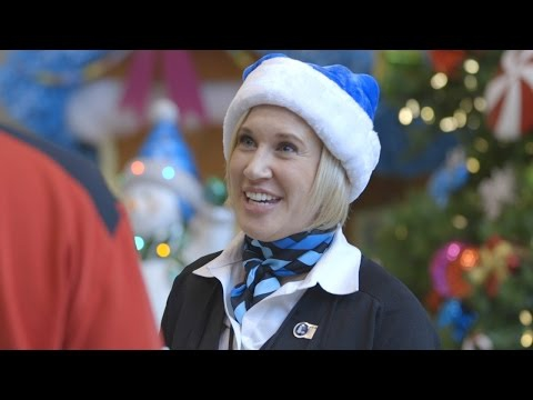 Its A Christmas Miracle.It S A Christmas Miracle Westjet Shares Its Magic Www