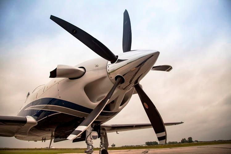 Hartzell gets STC for new five-blade prop for Piper M500