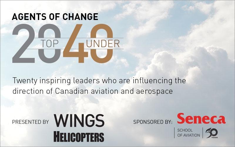 Agents of Change, Top 20 Under 40 - www wingsmagazine com