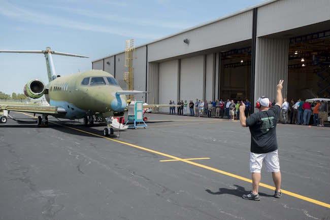 Cessna Citation Longitude moves closer to first flight - www