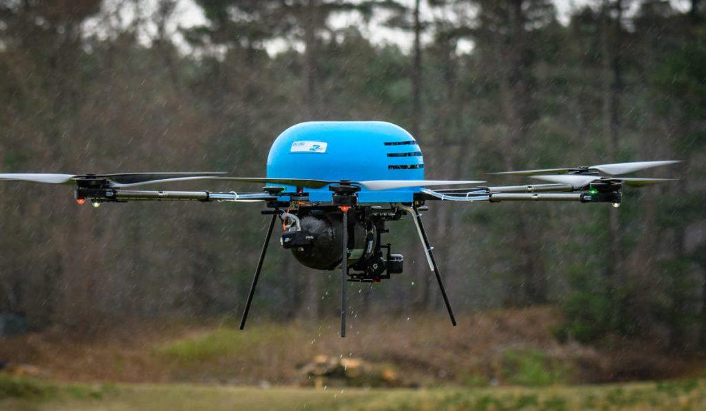 Ballard launches hydrogen fuel cell for UAV - www