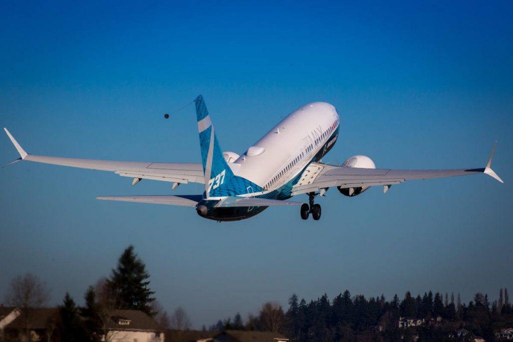 IAG letter of intent for 200 737 MAX aircraft