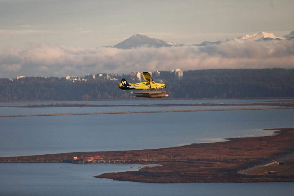 First flight for Harbour Air all-electric aircraft