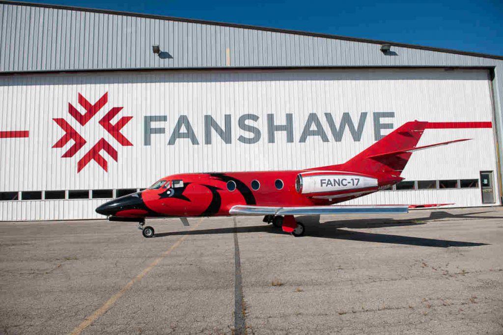 Ready to Fly, Fanshawe's Norton Wolf School of Aviation Technology - Wings Magazine