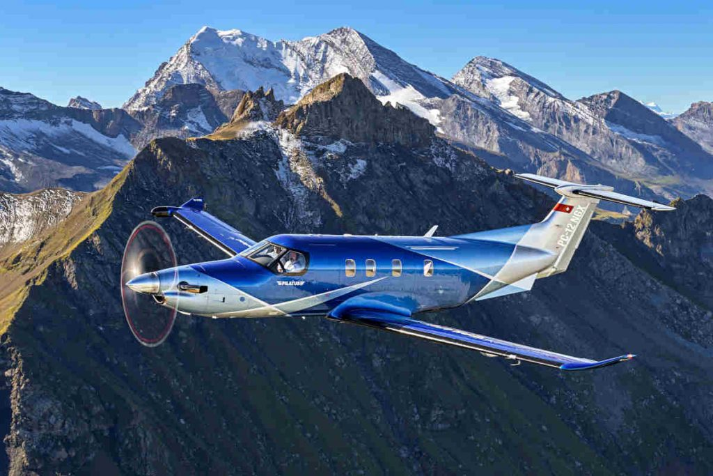 Pilatus delivers first PC-12 NGXs to launch customers