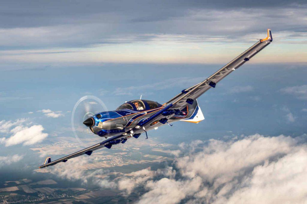 Diamond Aircraft DA50 RG receives EASA Certification