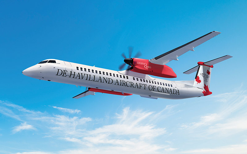 Three month De Havilland strike ends after Unifor members ratify new agreements