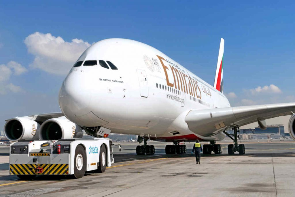 """Emirates Air faced """"tough year"""" as virus looms over travel"""