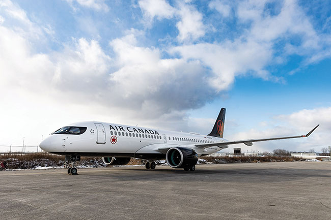 Air Canada agrees to $5.9 billion aid package, giving Ottawa equity stake in airline