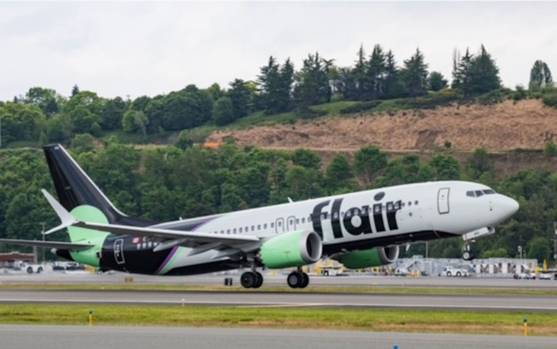 Flair set to grow schedule 33% in Canada and U.S.